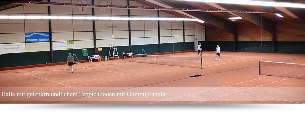 Tennishalle LTCE