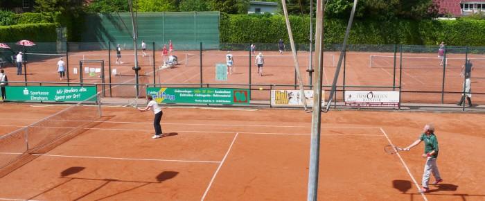 6. Elmshorner Lawn Cup –  800 Euro für die Tennisjugend