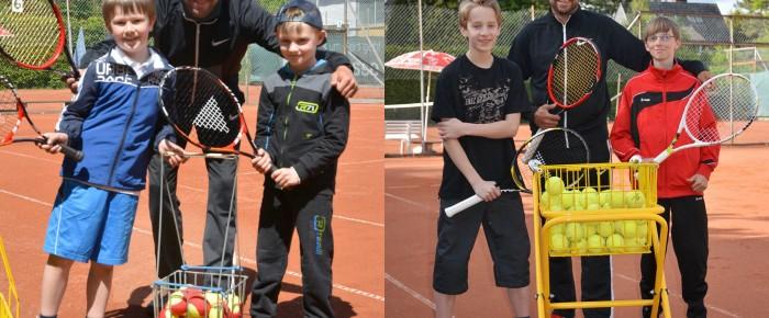 Tennis for free – die Gewinner stehen fest