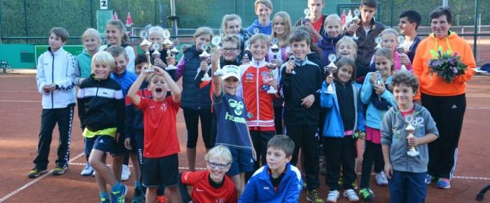 Jugendclubmeisterschaften 2015