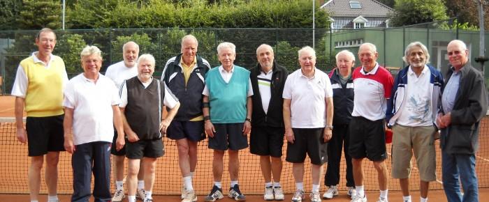 LTCE-internes Hobby-Senioren 60+++ Saison-Abschluß-Doppelturnier am 08.9.2015