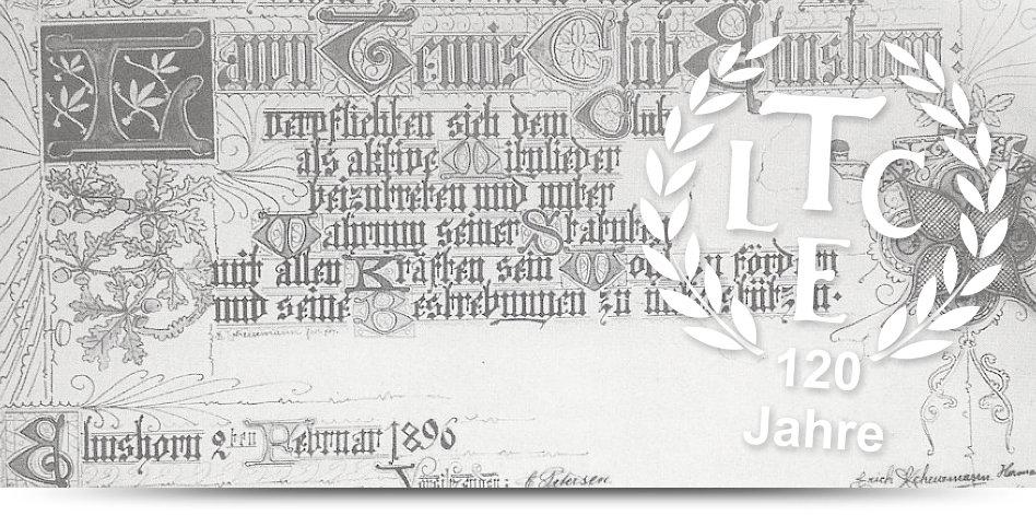 LTC Elmshorn 120 Jahre alt