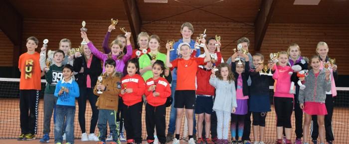 Jugend-Clubmeisterschaften und  Jugend-Doppeltrunier