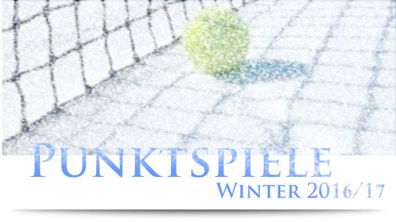 Punktspiele Winter 2016
