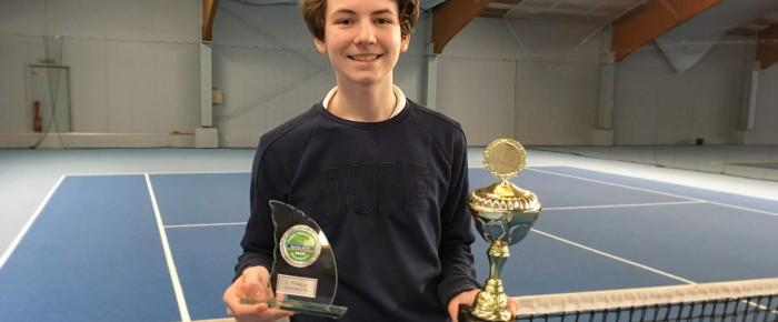 Zwei Siege für Niklas Korzekwa