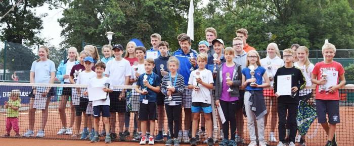 LTC Elmshorn erfolgreich bei den Jugend-Stadtmeisterschaften