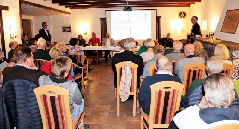 Mitgliederversammlung des Lawn-Tennis-Club Elmshorn