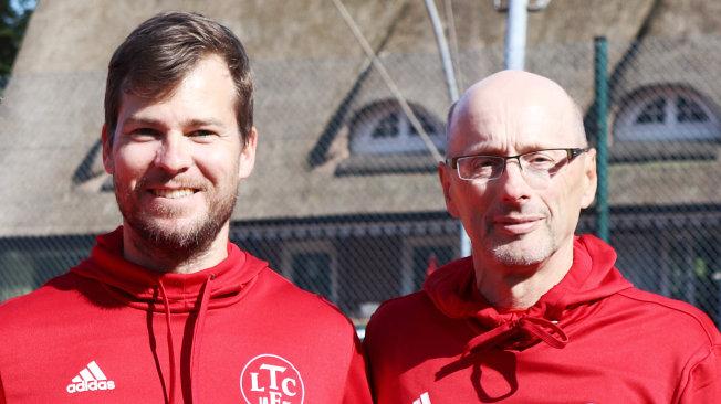 Projektwoche Tennis beim LTC Elmshorn