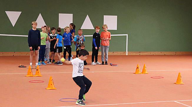 Tennis-Hallen-Camp des Lawn-Tennis-Club Elmshorn