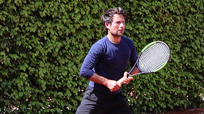 Beim LTCE wird wieder Tennis gespielt