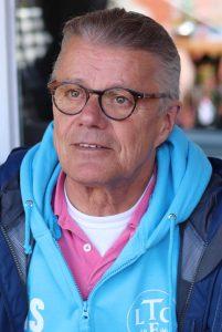 Turnierleiter Michael Schiederig (LTCE)