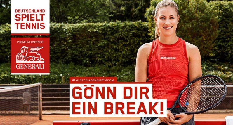 """""""Deutschland spielt Tennis"""" beim LTC Elmshorn"""