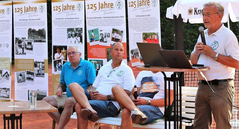 Open Air-Mitgliederversammlung