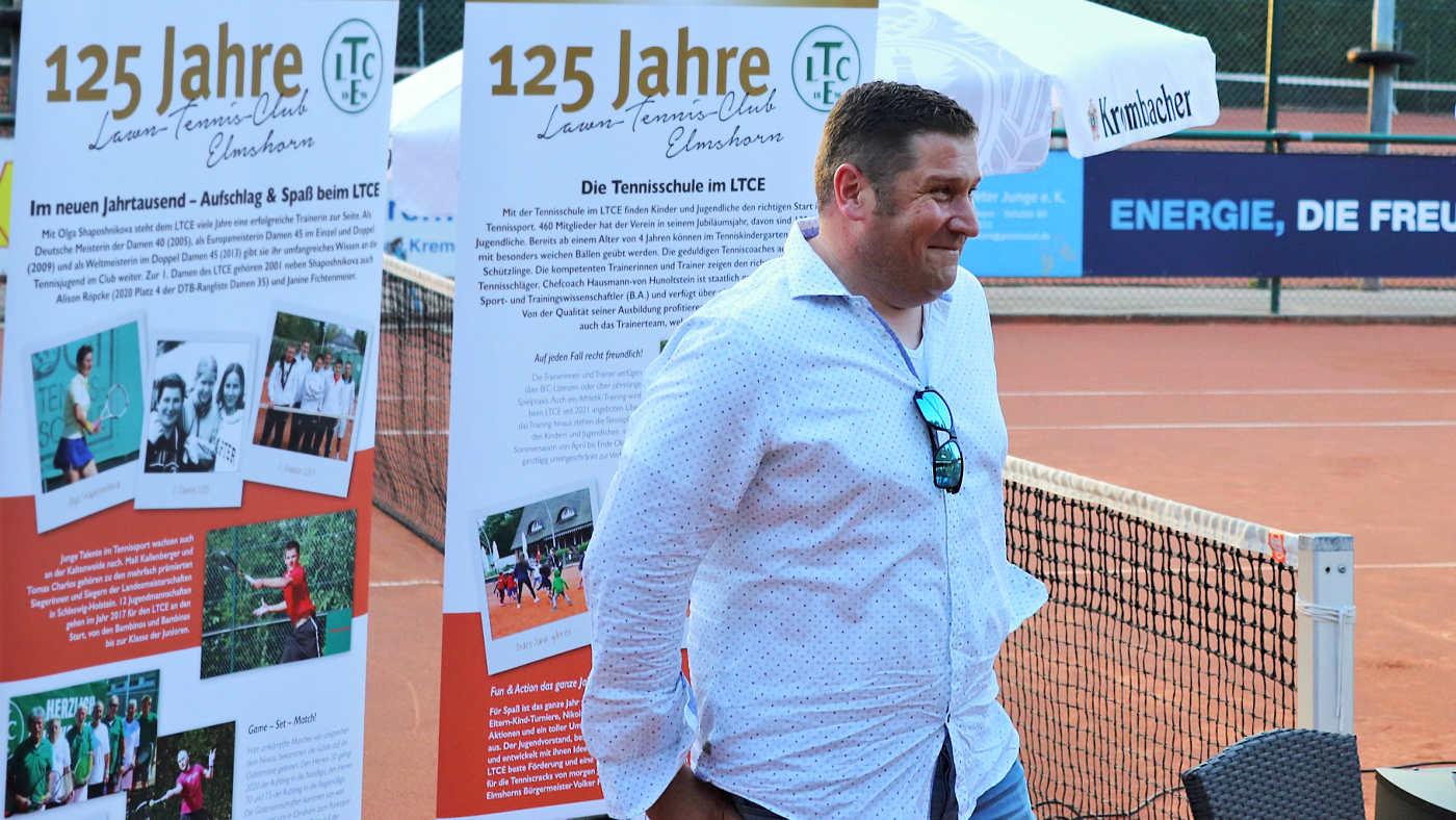 Matthias Golz, Vorstand Sport