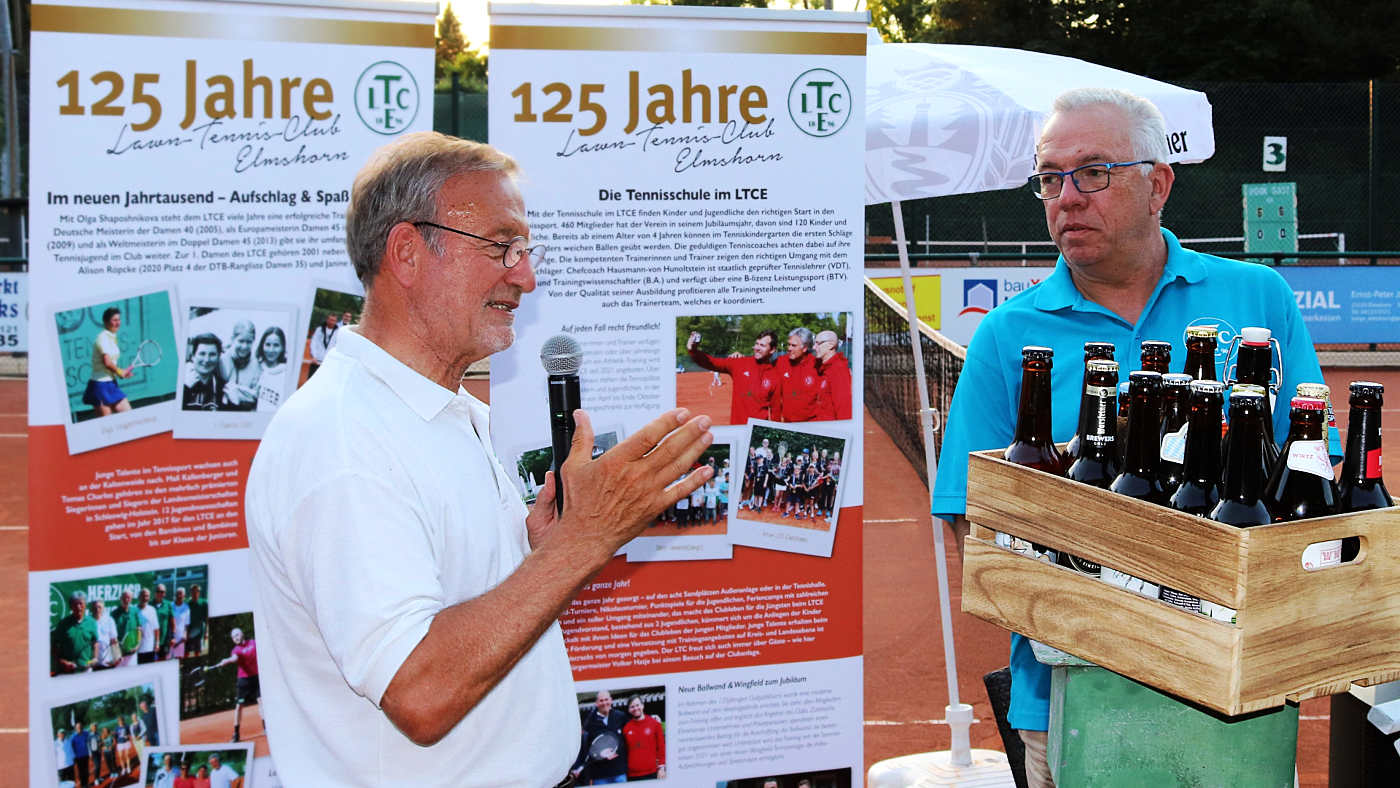 Verabschiedung Joachim Schröder
