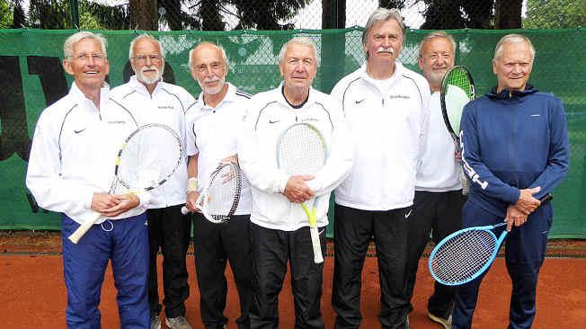 Senioren des LTCE erreichen deutsche Endrunde