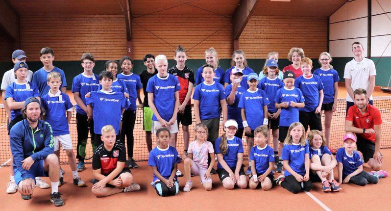 2. Jugend-Sommercamp beim LTC Elmshorn
