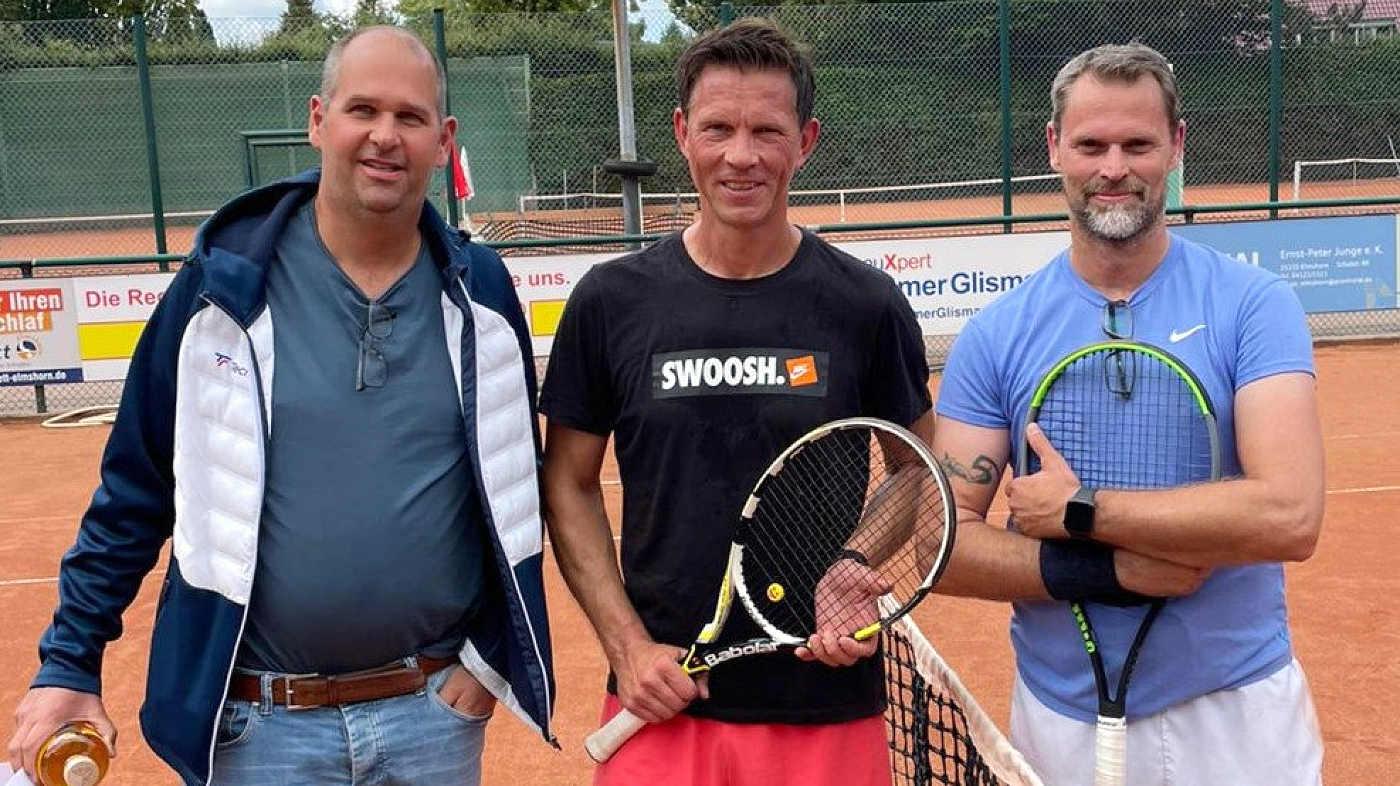 Ben Delhey, Guido Gehrke, Stefan Opree