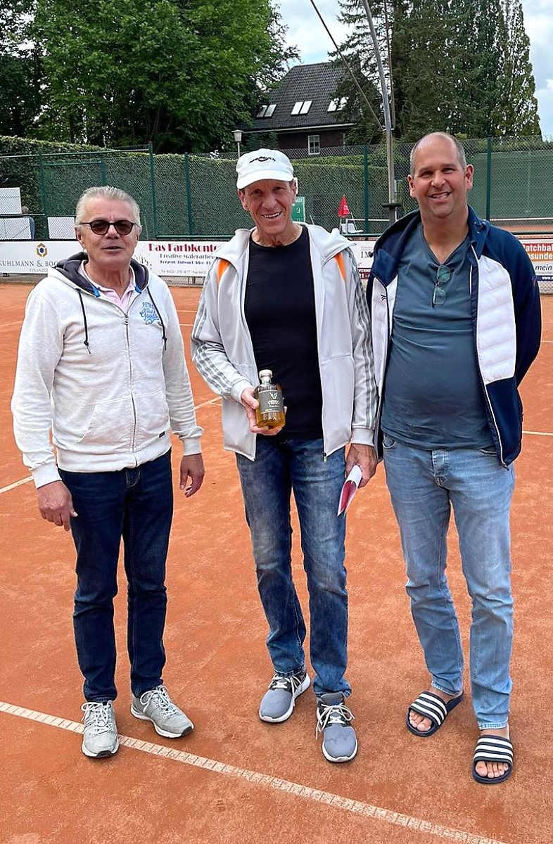 Michael Schiederig, Bernd Stange, Ben Delhey